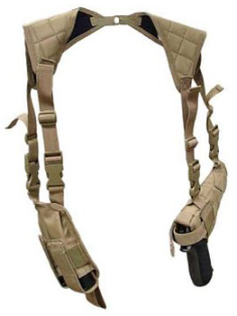 Condor tactical shoulder holster