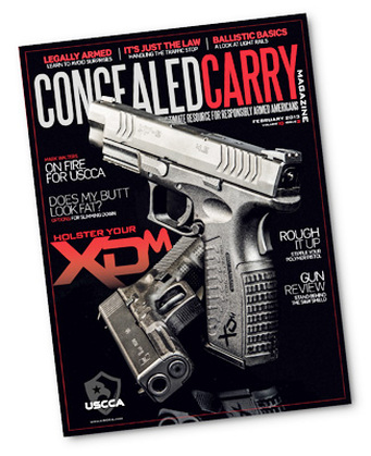 Concealed Carry Magazine